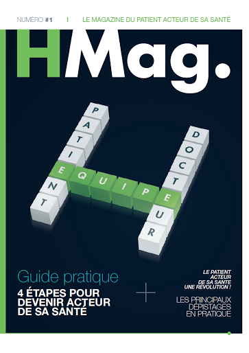 Couverture de HMag