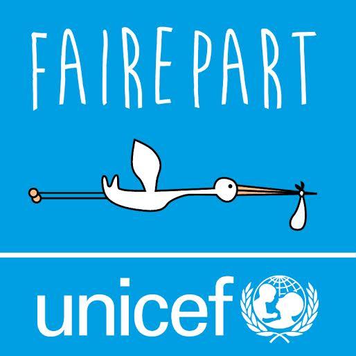 Faire part Unicef